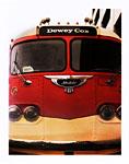 Dewey Cox Bus