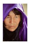 Afghanistan (Purple veil)