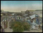 Kashgar bazaar