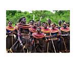 Kenya (Woman dancing)