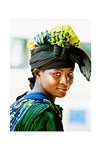 Tanzania (Girl with pearl earring)