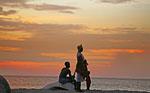 Sunset, Liberia