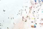 White beach, Maiori