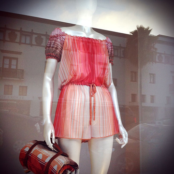 Missoni Swimwear Window, Beverly Hills