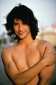 Keanu Shirtless 2