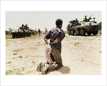 U.N. tank troop capture suspect